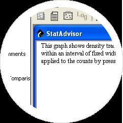 StatAdvisor